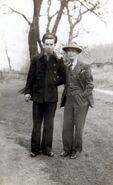 10 John Earl Borland & Francis Morrison Forbes (abt 1944)
