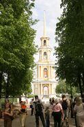 Ryazan bell tower