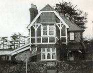 The Russ family home - Cudham 1970-1973