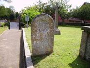 John William Ewing Grave