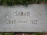 Sarah Kershaw (1843-1922)