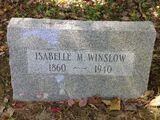 Isabelle M Winslow (1859-1940)