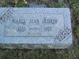 Mabel Jean Oldrin (1885-1972)