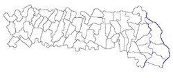 Movileanca, Ialomița is located in Ialomiţa County