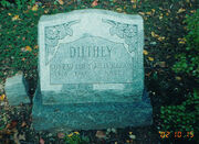 Dilthey Poole tombstone.jpg