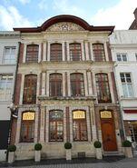 Maison Ghellinck - Courtrai