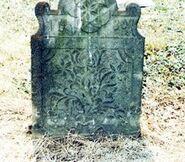 OberliRudolph Tombstone