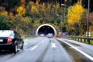 Klagenfurt Autobahn Portal Falkenbergtunnel 31102008 34