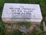 William M Hydinger (1841-1938)