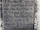 Barnard Capen (1562-1638)