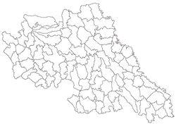 Roșu, Iași is located in Iaşi County