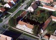 Szany - Palace