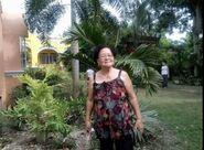 Maja in Banate garden
