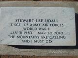 Stewart Lee Udall (1920-2010)