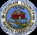 Seal of Chowan County, North Carolina