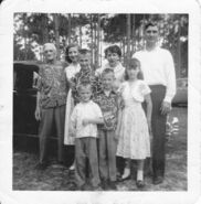 Lynch family in St. Augustine Florida