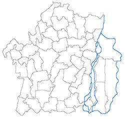 Stoienești, Brăila is located in Brăila County