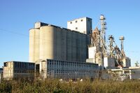 Grain elevator 1283