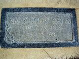 Mary Minerva Snow (1813-1891)