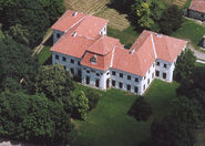Nagyberki - Palace