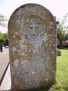 John William Ewing Grave 2