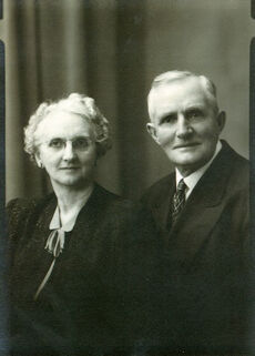 Derk & Jantje (Wabeke) Langejans
