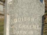 Addison Greene (1819-1892)