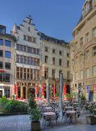 Früh Brauhaus Köln - Am Hof 12 und 14 (4626-28)