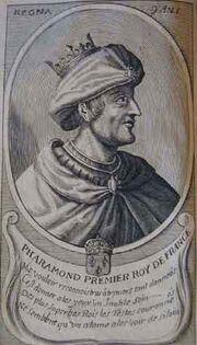 File:Pharamond, King of the Franks (370-427).jpg