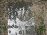 Samual Rhodes (1785-1865)