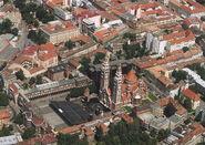 Megyeszékhely - Csongrád megye - Szeged