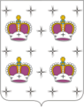 Coat of Arms of Dmitrov rayon (Moscow oblast).png