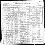 1900 census Murphy Norton Boston