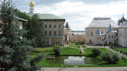 Rostov kremlin interior