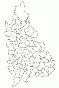 Valea Mare, Dâmbovița is located in Dâmbovița County