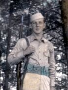 Joseph Szczesny in Uniform (2)