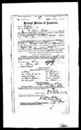 Salter-Abraham 1891 passport