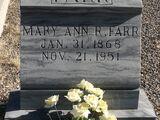 Mary Ann Romney (1868-1951)