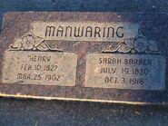 Henry & Sarah Manwaring