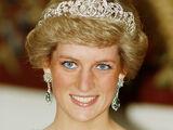 Diana Frances Spencer, Princess of Wales (1961-1997)