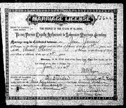Jensen-Olsen 1884 marriage.png