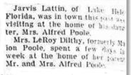 Lattin Dilthy Poole 1932September16