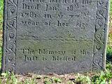 Mercy Chandler (1704-1781)