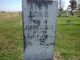 Sarah Adair (1775-1855)