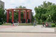 Ryazan foreign wars monument