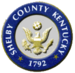 Seal of Shelby County, Kentucky