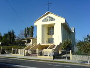 Roman Catholic Church Tg Frumos ROMANIA