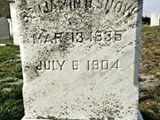 Benjamin Snow (1835-1904)