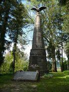 Fehéregyháza-a-segesvári csata emlékműve