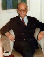 Axel Enström 1974